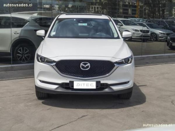 Mazda CX-5 2.5 GT AWD año 2018