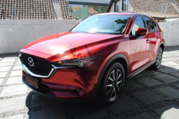 Mazda CX-5 GT 4X4 año 2018
