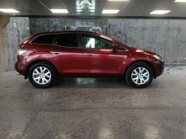 Mazda CX-7 GT 2.3 TURBO año 2008