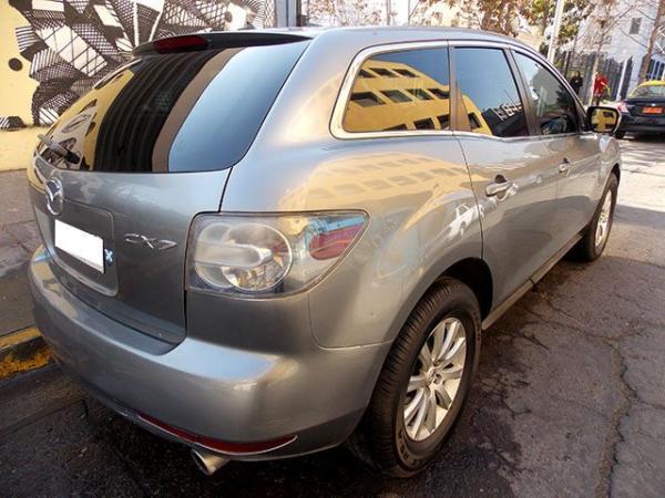 Mazda CX-7 2.5 AT año 2010