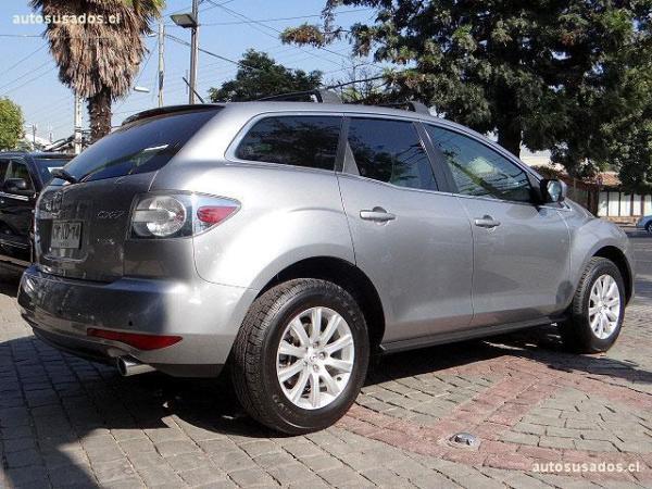 Mazda CX-7 2.5R año 2011