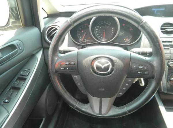 Mazda CX-7 R año 2012