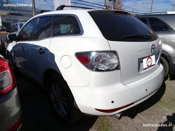 Mazda CX-7 GT AWD año 2012