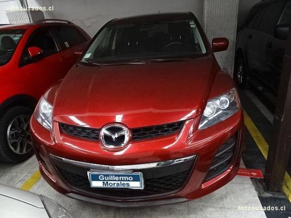Mazda CX-7  año 2012