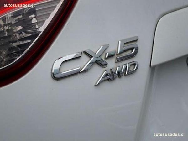 Mazda CX-7 2.5 AWD año 2013
