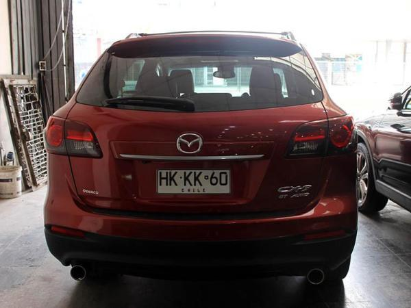 Mazda CX-9 GT AT 4X4 año 2016