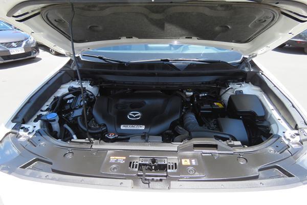 Mazda CX-9 GTX año 2018