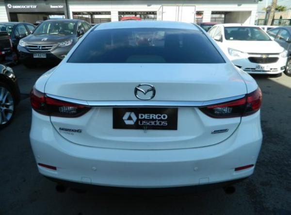 Mazda Mazda6 6 V año 2014