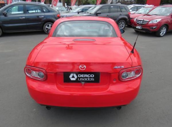 Mazda MX5 MX-5 CONVERTIBLE año 2014