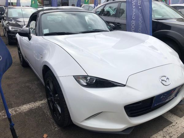 Mazda MX5 ALL NEW año 2016