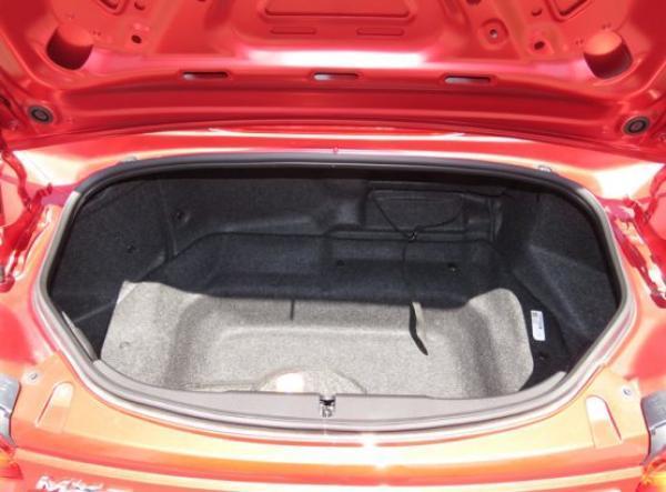 Mazda MX5 MX-5 CONVERTIBLE año 2017