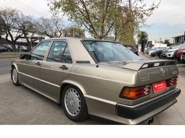 Mercedes-Benz 190 E 16V COSWORTH año 1986