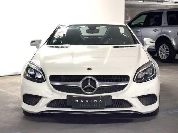 Mercedes-Benz 200 CABRIO 21.000 año 2018
