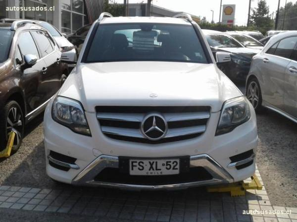 Mercedes-Benz 220 GLK 220 BLUEEFFICIENCY AT año 2013