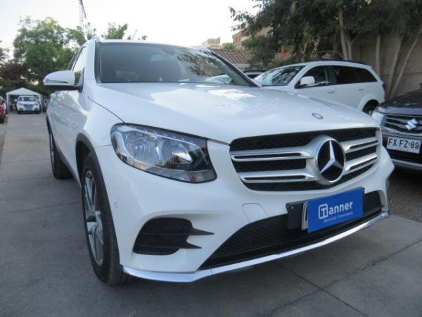 Mercedes-Benz 220 GLC 220 32.000KMS año 2016