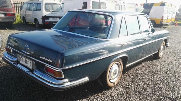 Mercedes-Benz 280 280CE año 1970
