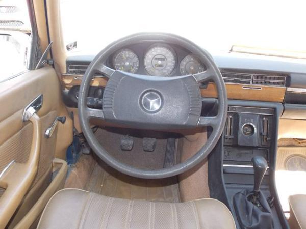 Mercedes-Benz 280 S año 1974