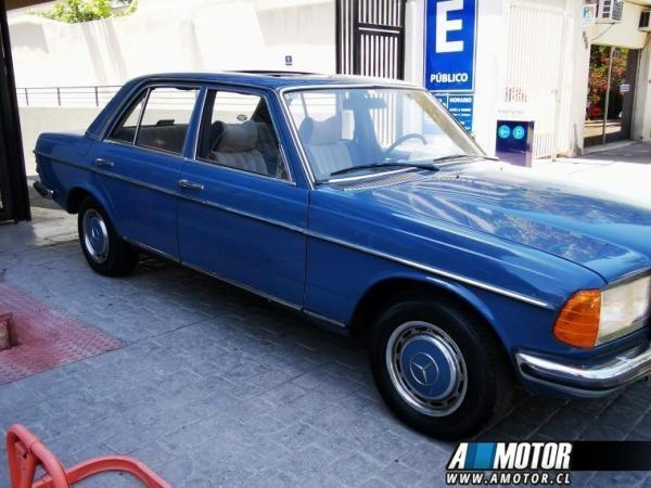Mercedes-Benz 280 E 280 1978 año 1978