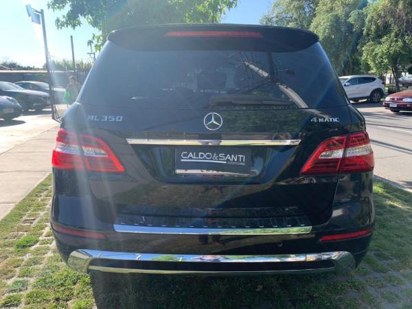 Mercedes-Benz 350 ML 350 BLUE EFFIENCY año 2013