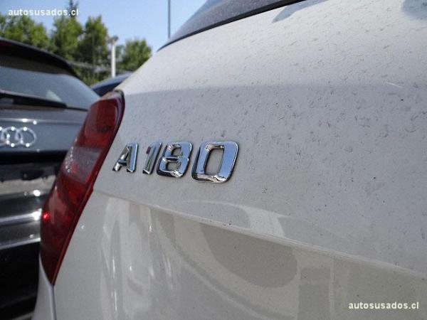 Mercedes-Benz A180  año 2015
