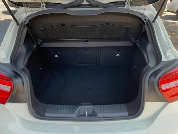 Mercedes-Benz A200 mt año 2013