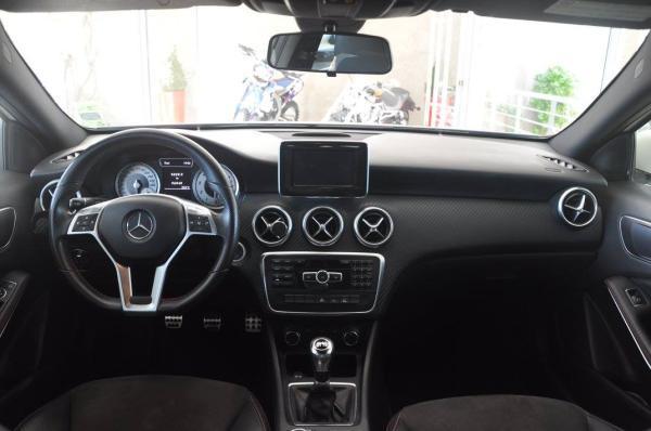 Mercedes-Benz A200 Blue Efficiency . año 2013