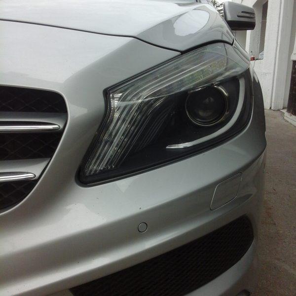 Mercedes-Benz A200 A 200 1.6 A 200 Blue Effi año 2013