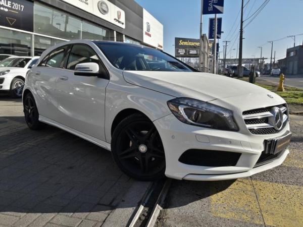 Mercedes-Benz A200 A200 BLUEEFFICIENCY año 2014