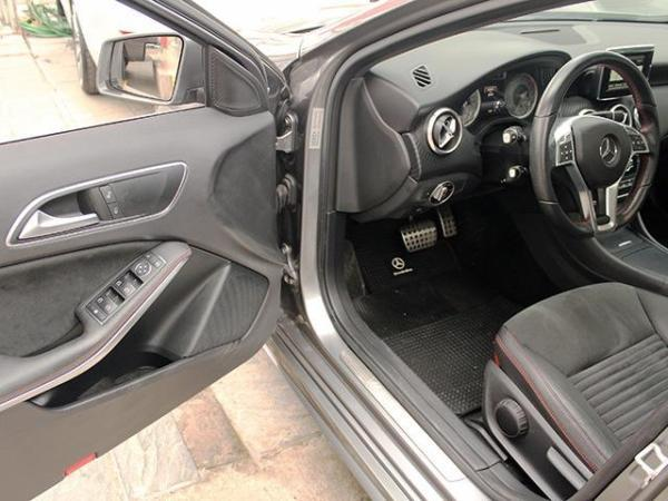 Mercedes-Benz A200 CDI BLUEEFFICIENCY AT año 2014