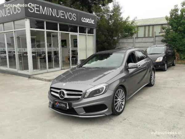 Mercedes-Benz A200 A 200 BLUEEFICIENCY 1,6 año 2014