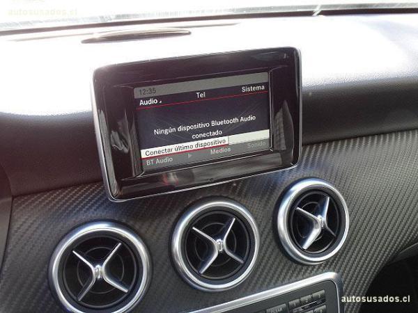 Mercedes-Benz A200 CDI AUT. año 2014