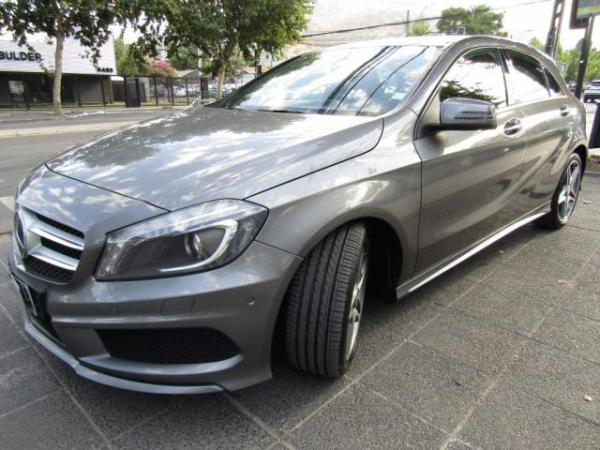 Mercedes-Benz A200 Blue Efficiency 1.6 Turbo año 2014