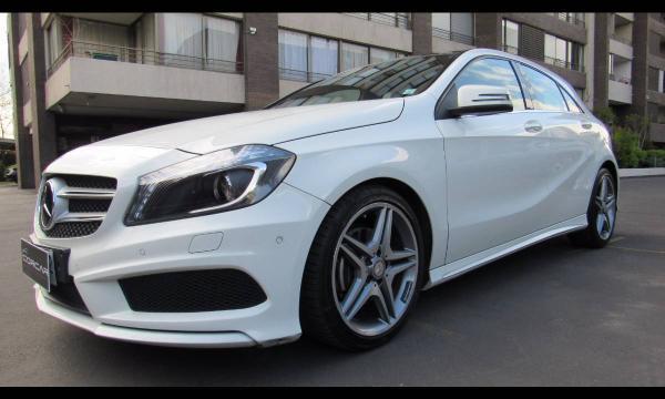 Mercedes-Benz A200 A 200 BLUEEFFICIENCY  año 2014