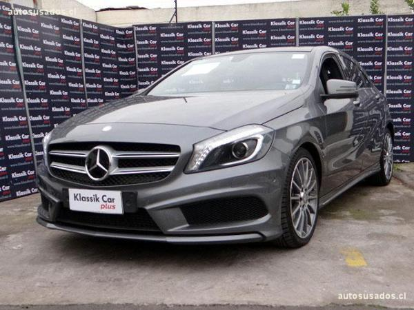 Mercedes-Benz A200 TURBO año 2014