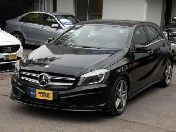 Mercedes-Benz A200 A200 BLUEEFFICIENCY año 2015