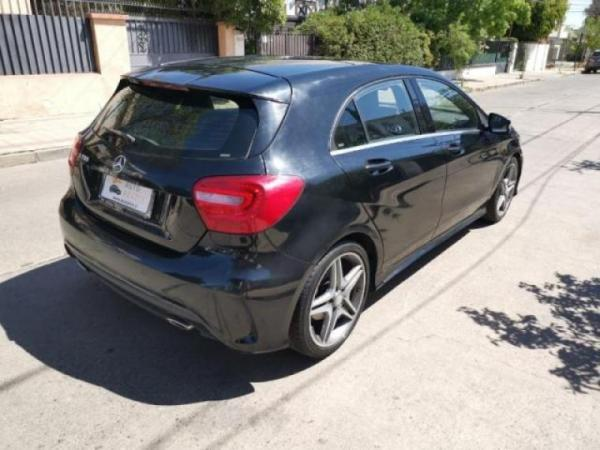 Mercedes-Benz A200 CDI BLUE EFFICIENCY A año 2015