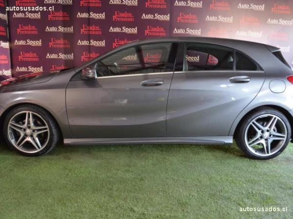 Mercedes-Benz A200  año 2015