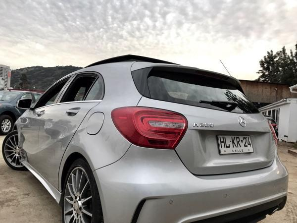 Mercedes-Benz A200 1.6 BLUEEFFICIENCY año 2016