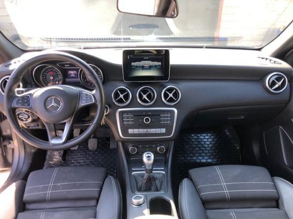 Mercedes-Benz A200 MT año 2016