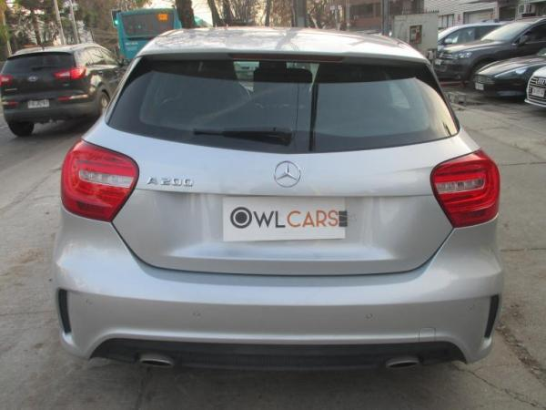 Mercedes-Benz A200 Blueefficiency At año 2016