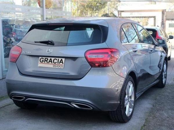 Mercedes-Benz A200 1.6 MT año 2016