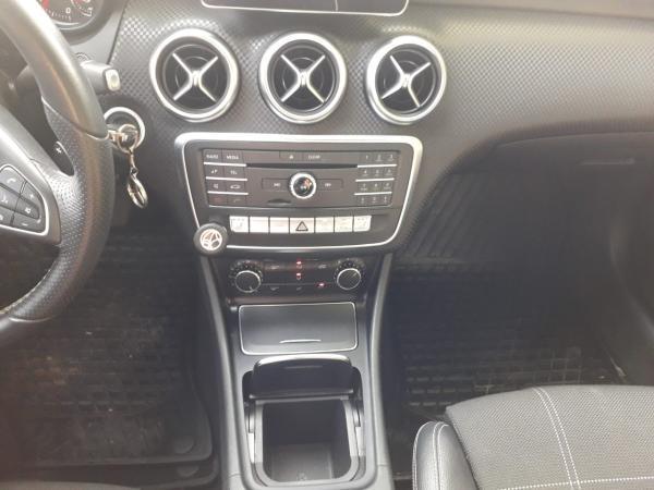 Mercedes-Benz A200 CDI DCT Auto Keyless año 2017