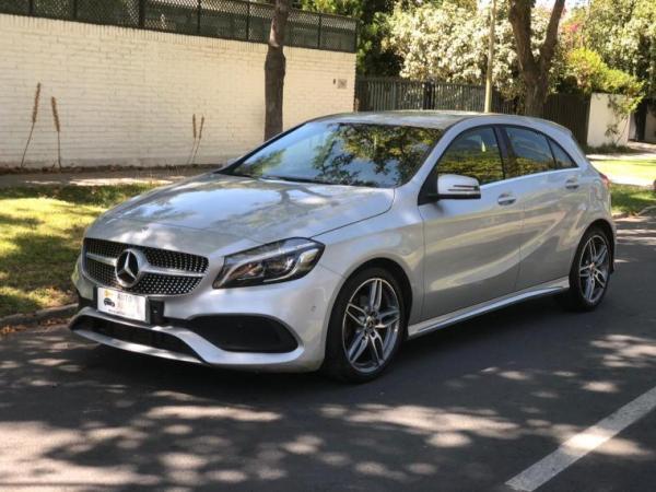 Mercedes-Benz A200 CDI DCT año 2018