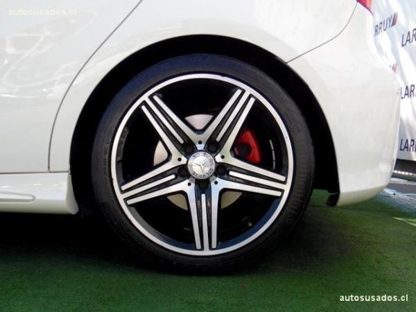 Mercedes-Benz A250 CGI 2.0 . año 2013