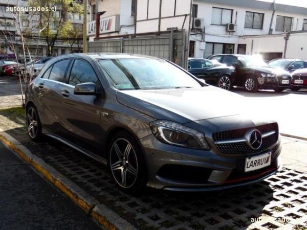 Mercedes-Benz A250 CGI 2.0 año 2014