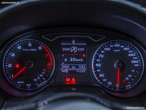 Mercedes-Benz A250 Sport año 2016