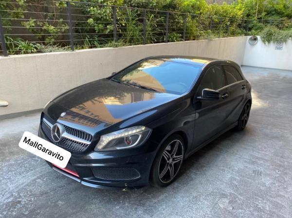 Mercedes-Benz A250 DCT Auto Keyless año 2016