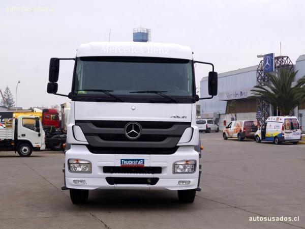 Mercedes-Benz Axor 2533  año 2017