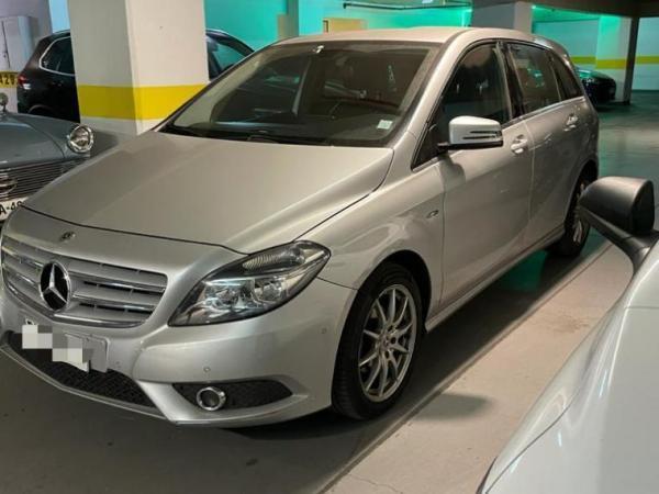 Mercedes-Benz B 1.8T año 2012