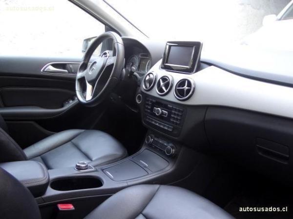 Mercedes-Benz B AT 1.6 año 2013